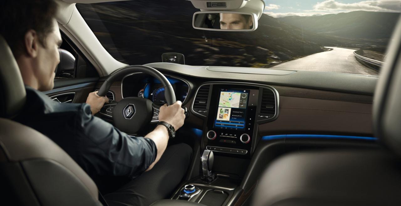Dovolite tehnologiji v vozilu, da vam pomaga