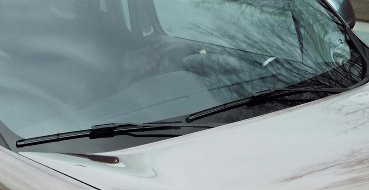 Poskrbite za svoje vozilo (brisalci)