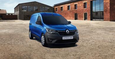 Novi Renault Express