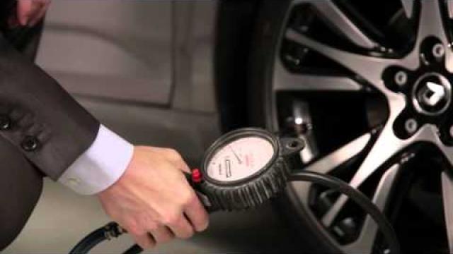 Nadzor tlaka v pnevmatikah