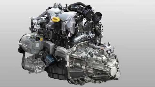 MOTORJI IN MENJALNIKI : MOTOR ENERGY DCI 110 HYBRID ASSIST