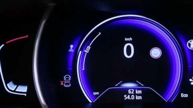 MOTORJI IN MENJALNIKI : NAČIN ECO IN SISTEM STOP & START