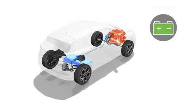 E-TECH PLUG-IN HYBRID - Načini vožnje Pure, My Sense, Sport