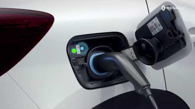 E-TECH PLUG-IN HYBRID - Polnjenje pogonske baterije