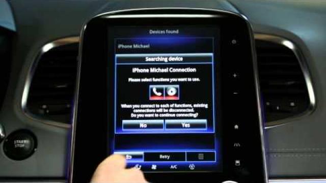 Postopek seznanjanja s pametnim telefonom iPhone?