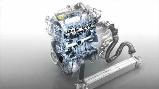 MOTORJI IN MENJALNIKI : MOTORJA ENERGY TCE 115 IN 130