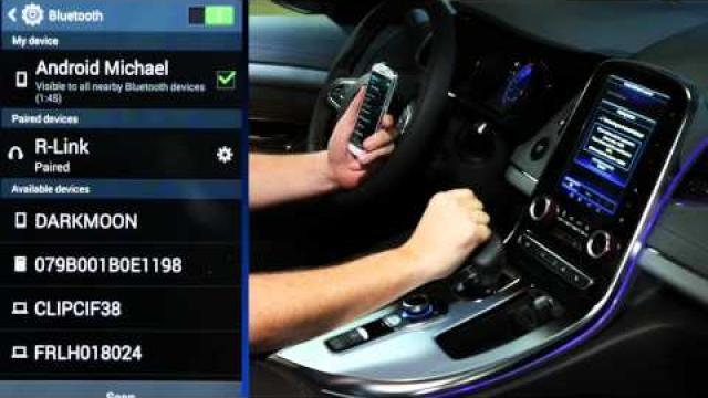 Postopek seznanjanja s pametnim telefonom Android?