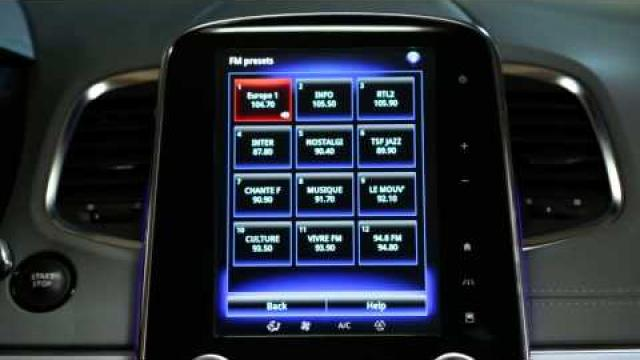 Uporaba glasovnega upravljanja za izbiro radijske postaje?